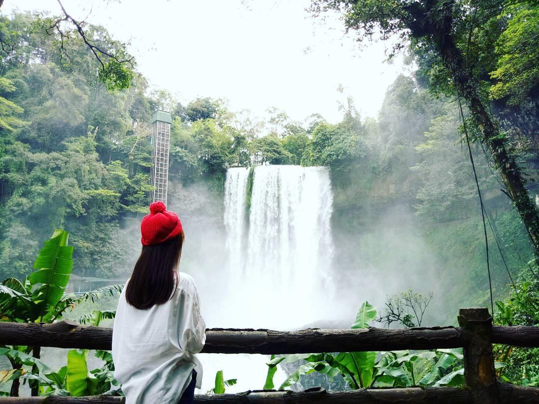 Khu du lịch thác đamb'ri
